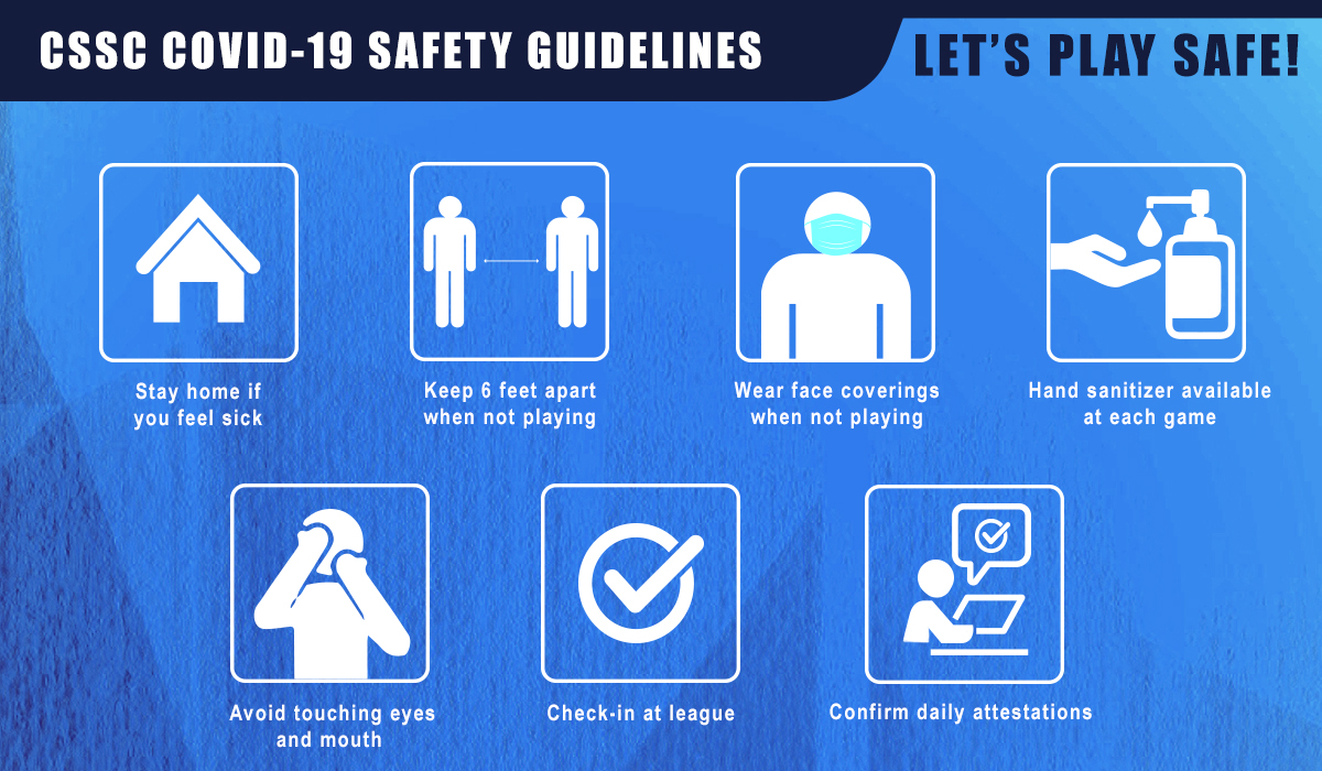 Play Safe Infographic